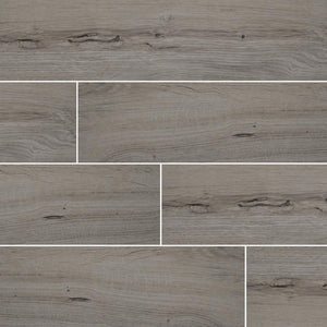 MS International Vogue Fog 6 in. x 24 in. Glazed Porcelain Floor and Wall Tile (16 sq. ft./case)