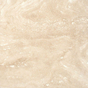 MS International Tuscany Ivory 18 in. x 18 in. Honed Travertine Floor and Wall Tile