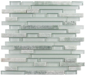Glazzio Tiles Frosted Dusk SES02