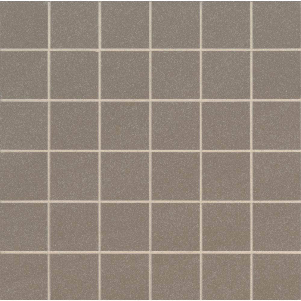 MSI Optima Olive 12 in. x 12 in. x 10mm Matte Porcelain Mesh-Mounted Mosaic Tile (11 sq. ft. / case)