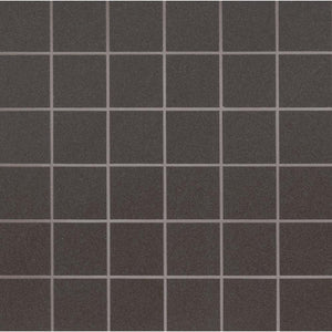 MSI Optima Graphite 12 in. x 12 in. x 10mm Polished Porcelain Mesh-Mounted Mosaic Tile (11 sq. ft. / case)