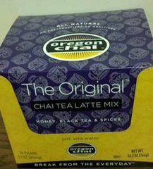 Oregon Chai Tea Latte Mix (24/1.1 oz. packets)