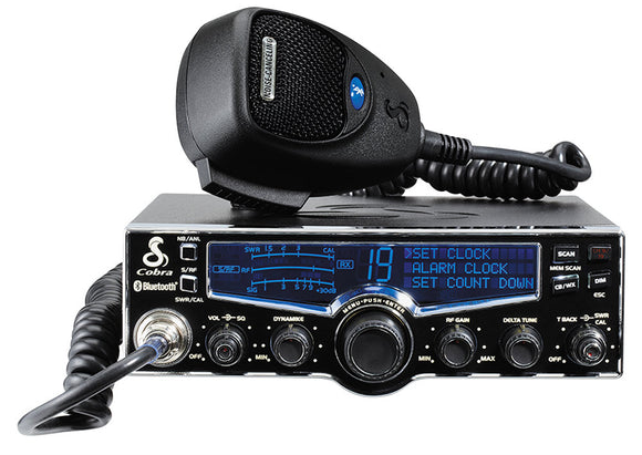 Radio CB Cobra 29 LX BT con Bluetooth