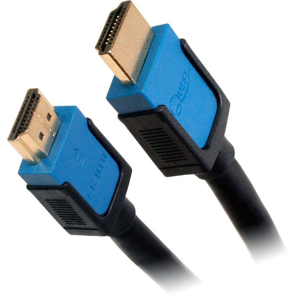 Quest HDI-1425 - Cable HDMI 4K2K 2160p de 25 pies