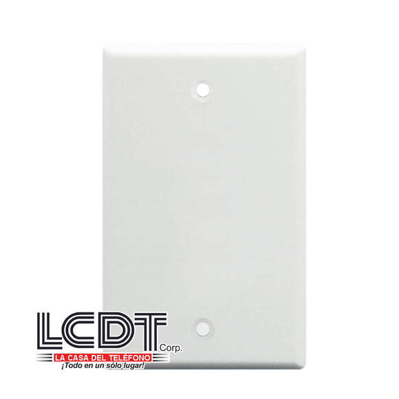 KUWES 3000-29/WH – Tapa de pared lisa