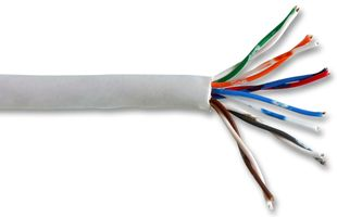 Pie de Cable 6 pares CAT5 - KUWES CAT5-6P