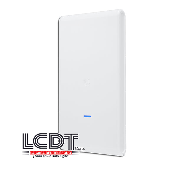 Unifi UAP-AC-M-PRO – Access Point AC MESH PRO, doble banda, MIMO 3X3