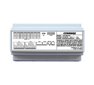 Distribuidor Commax CCU-208AGF de 8 canales, compatible con Sistema Audio Gate