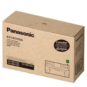 Cartucho de Tóner Original Panasonic KX-FAT410