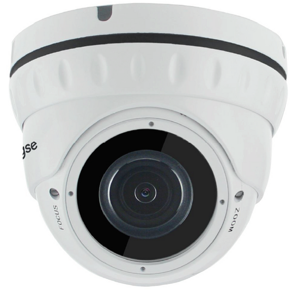 Cámara Domo IP de 2MP 2.8-12mm 30M IR – LIRDNTSF200 Longse