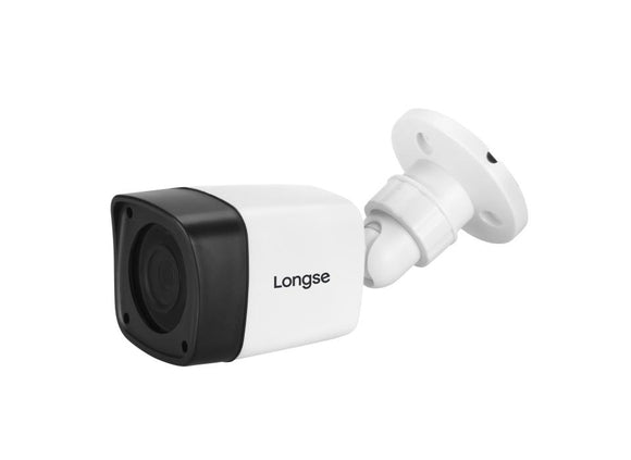 Cámara Bala IP de 2MP Lente fijo 3.6mm IP66 IR – LBM24HSF200 Longse
