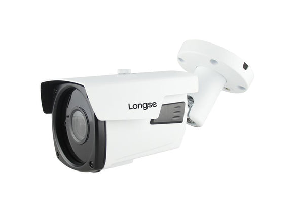 Cámara Bala IP de 5MP Lente variable 2.8mm-12mm IP67 IR – LBP60FE500 Longse