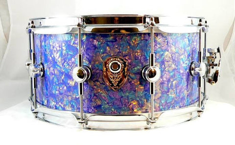 District Drum Company Custom Snare Drums - Drummers | Music | Feminism: Shop Tom Tom