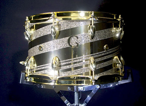 Gaai Drums Golden Beam Snare - Drummers | Music | Feminism: Shop Tom Tom
