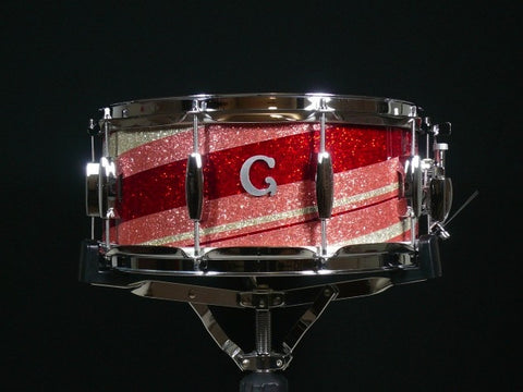 Gaai Drums RedPinkBerry Snare - Drummers | Music | Feminism: Shop Tom Tom