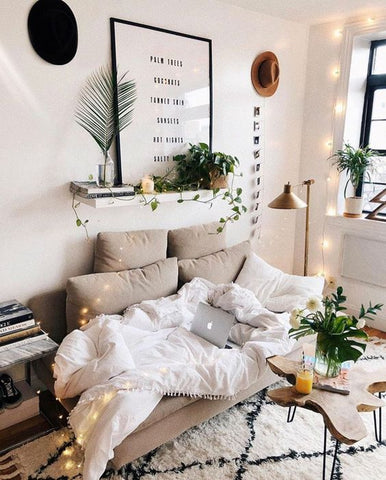 Cosy Area | Student Room Design | Skinnydip London
