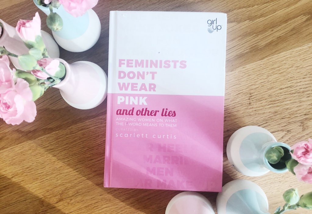 Feminists Don't Wear Pink by Scarlett Curtis | Skinnydip London