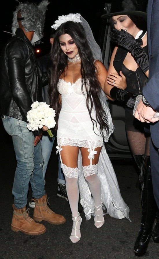 Halloween Kourtney Kardashian Skinnydip London