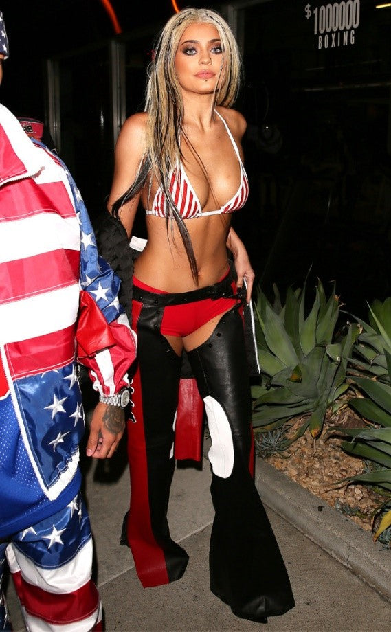 Halloween Kylie Jenner Skinnydip London