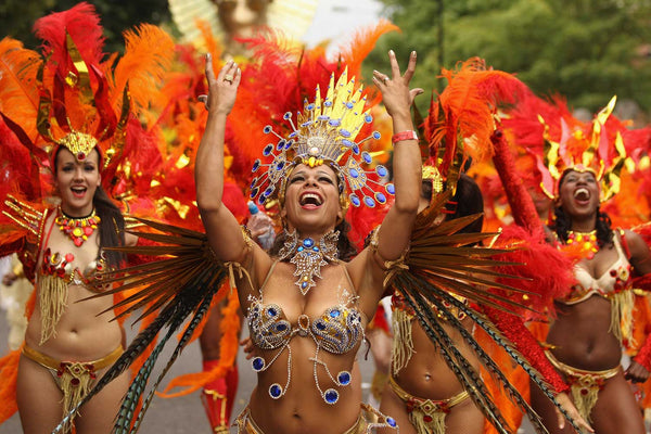 Notting Hill Carnival | Bank Holiday Weekend | Skinnydip London