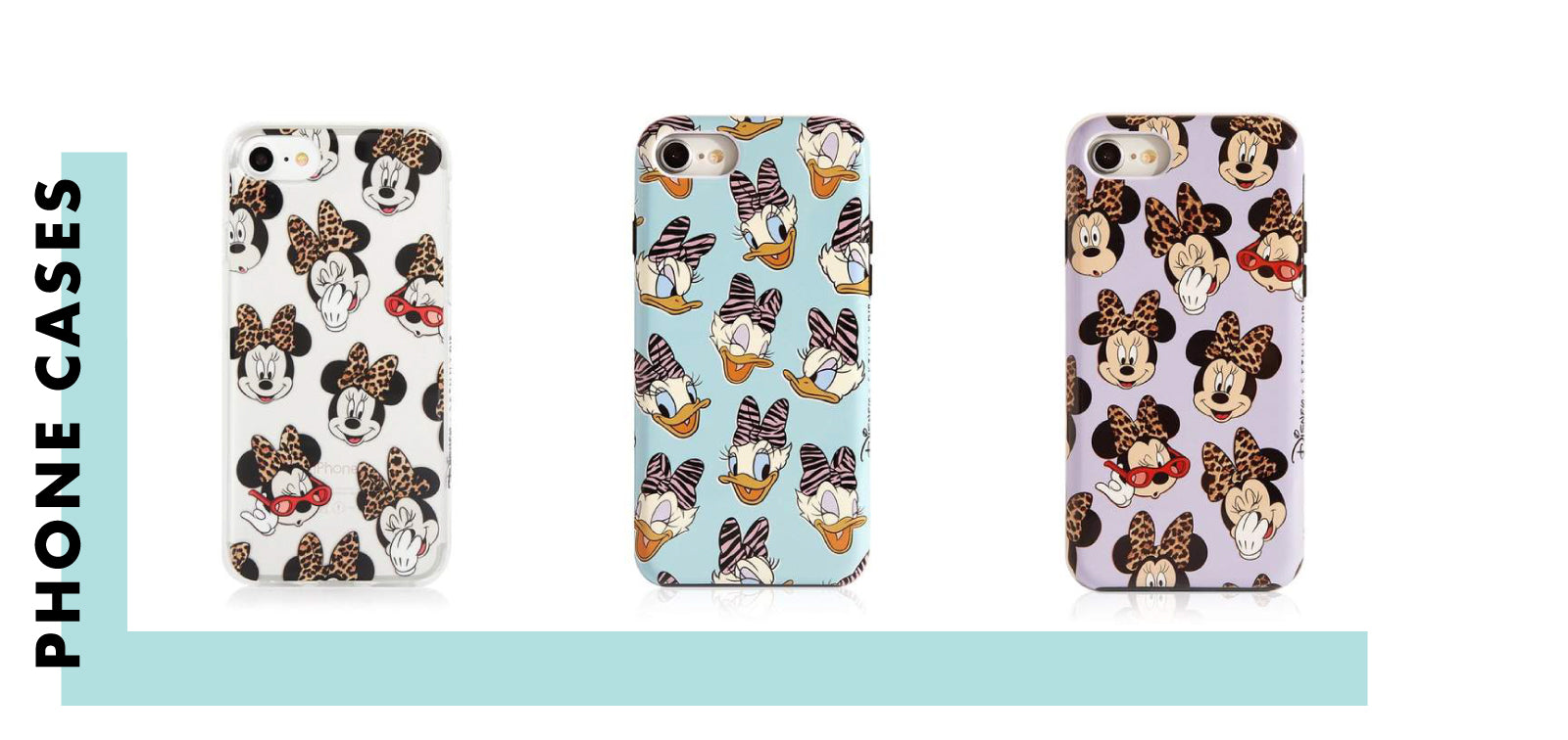 Minnie & Daisy Phone Cases | Disney | Skinnydip London