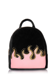 Skinnydip London Flame Mini Backpack