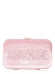 Skinnydip London Savage Clutch