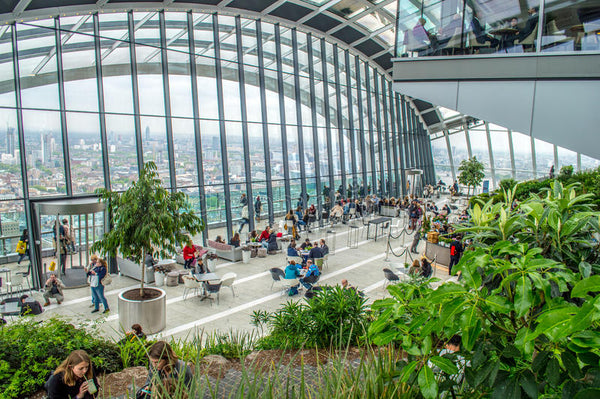 Sky Garden | Bank Holiday Weekend | Skinnydip London