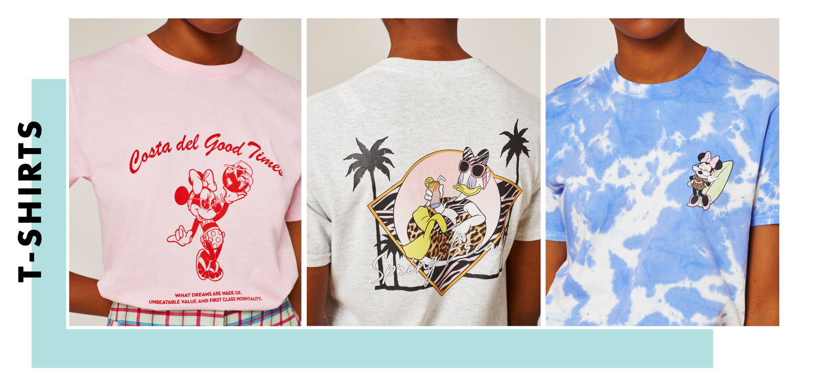 Minnie & Daisy T-Shirts | Disney | Skinnydip London