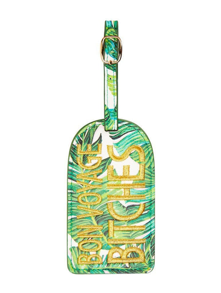 Skinnydip London Bon Voyage Luggage Tag