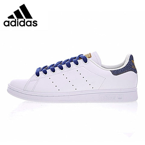 c6fa9eb3f964 Original New Arrival Official Adidas Stan Smith Men s Women s Breathable  Skateboarding Shoes Sneakers Good Quality BA7299