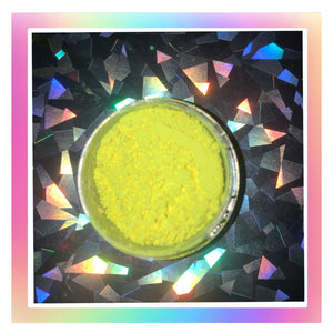 Yellow Mellow - Ultra Fine Loose Pigment