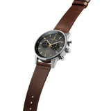 Smoky Nevil (Dark Brown Strap): Alternate View #3