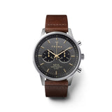 Smoky Nevil (Dark Brown Strap): Alternate View #1