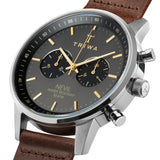 Smoky Nevil (Dark Brown Strap): Alternate View #2
