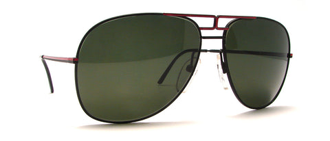 Black-Red Aviator: Featured Product Image