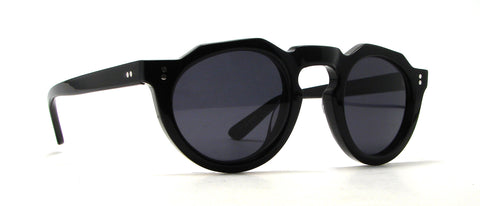 Pica Black Sunglasses: Featured Product Image