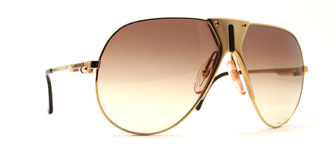 5701-40 gold with gradient lens: Featured Product Image