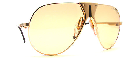 5701-40 gold with yellow lens: Featured Product Image