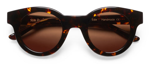 Edie Brown Tortoise: Featured Product Image