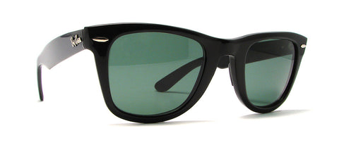 Wayfarer 2 Black: Featured Product Image