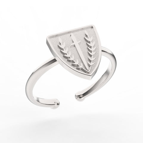 Panhellenic Crest Ring