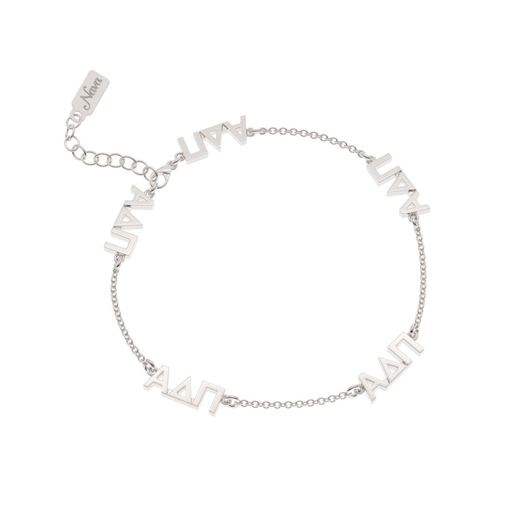 Alpha Delta Pi Multi Mini Bracelet