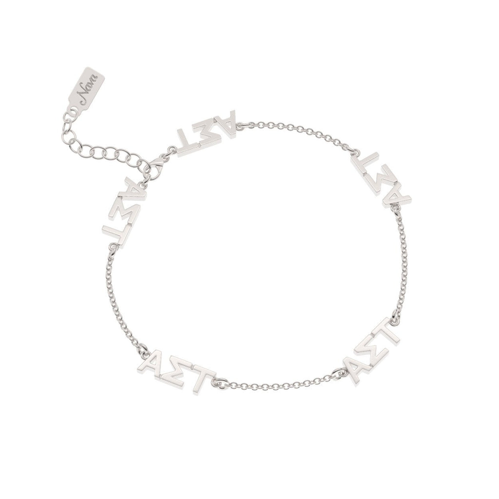 Alpha Sigma Tau Multi Mini Bracelet