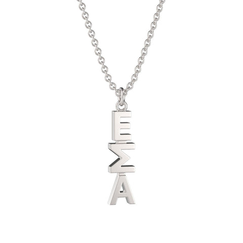 Epsilon Sigma Alpha Classic Lavalier Necklace