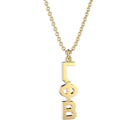 Gamma Phi Beta Classic Lavalier Necklace