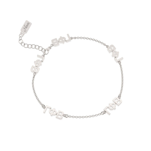 Gamma Phi Beta Multi Mini Bracelet