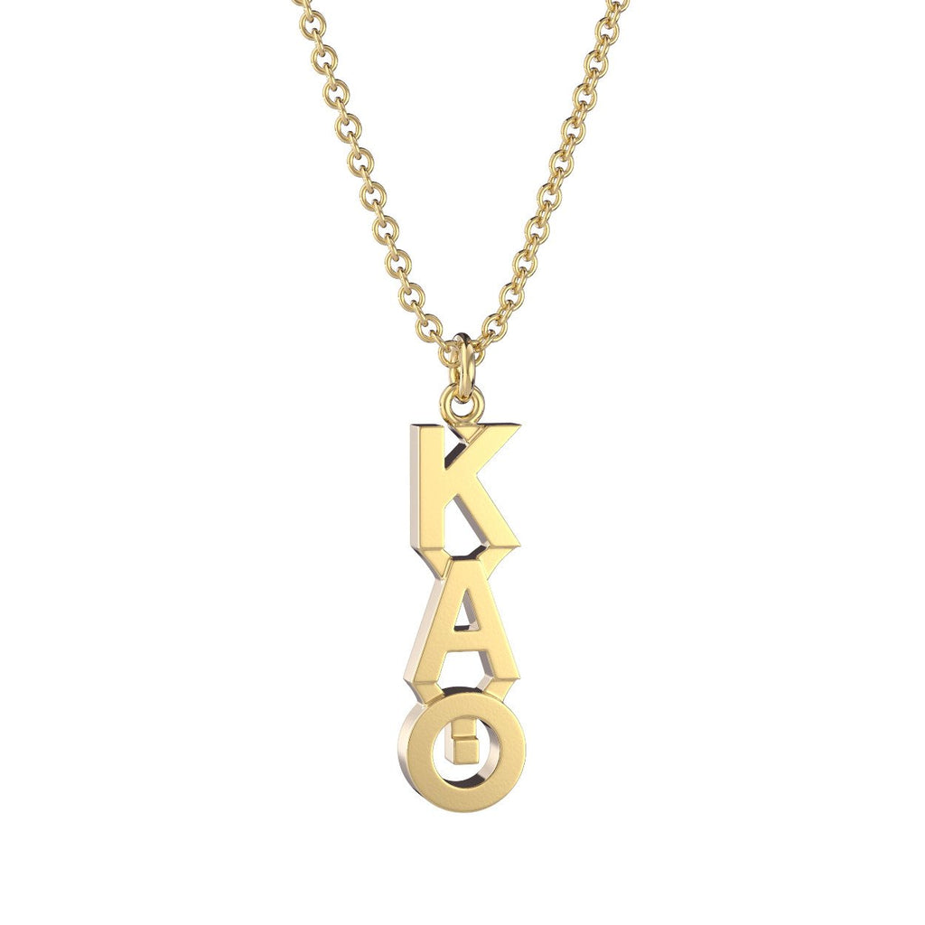 Kappa Alpha Theta Classic Lavalier Necklace