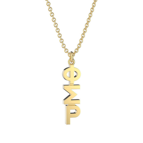 Phi Sigma Rho Classic Lavalier Necklace