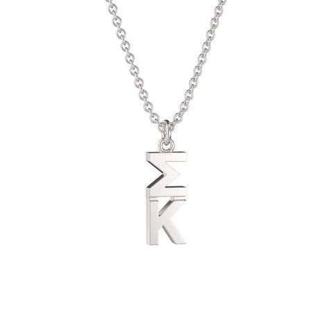 Sigma Kappa Classic Lavalier Necklace